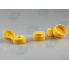 PP Flip Top Schraubverschluss mit Silikonventildeckel (PPC-PSVC-009)