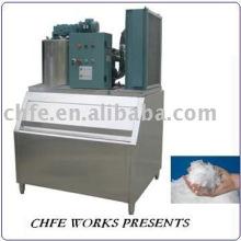 Fabricador hielo en escamas