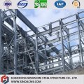 Ce Certificated Multi-Storey Prefab Steel Structural Building/Construction