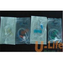 Медицинская одноразовая иглодержатель для внутривенных игл