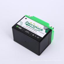 Batería de arranque del motor E recargable