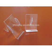 High transparent Acrylic Phone Display Stand wholesale from factory