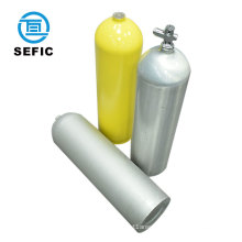 Factory Wholesale Price ISO Standard 12L Aluminum Diving Cylinder