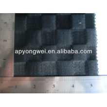Tela de la tapicería de la vendimia, tela del pelo del caballo de los muebles del sofá del bolso