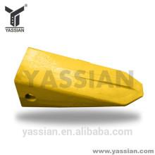 hochwertiger Felsenmeißel-Baggerzahn 1U3352RC tragbare Eimerzähne für Katze J550 Reihe