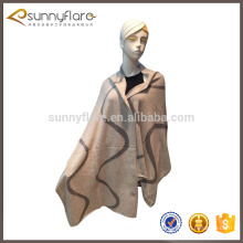 2017 new colorful pure cashmere scarf