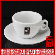 High quality ceramic coffee /milk cup and dessert plate