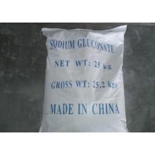 Глюконат натрия; Глюконовая кислота; Соль натрия (промышленный / пищевой Сорт, 98% мин)