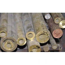 C52100 Tin phosphore Bronze Round Pipe