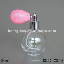 Fragancia de mujer, envase de perfume vacío 80ml