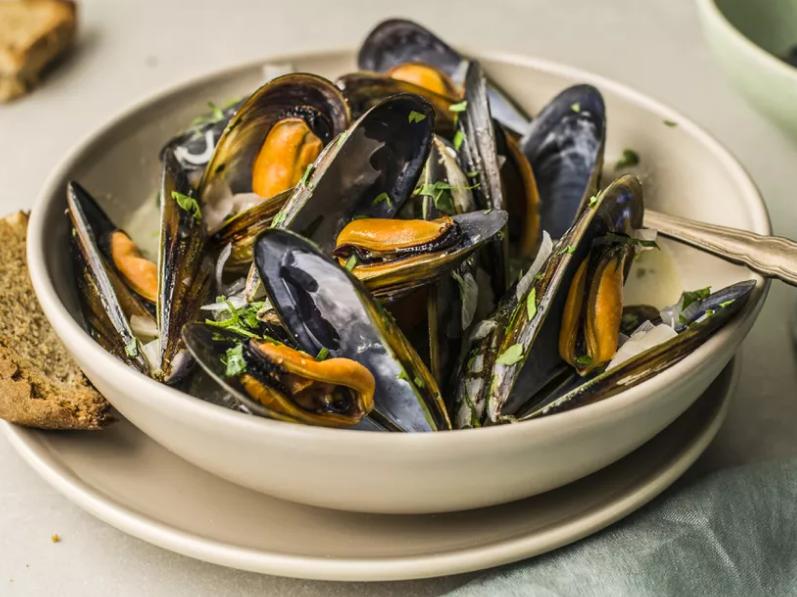 mussle Tamale steamer pot