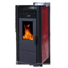 Zhongli Germany Style Modern Fireplace Automatic Feeding Wood Cheap German Pellet Boiler Stove