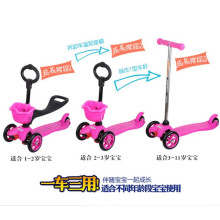 3 Size of Mirco Scooter with Ce Approval (et-mc001-003)
