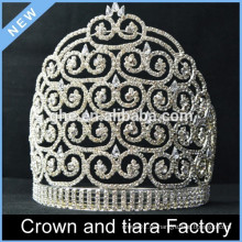 Tiaras de encargo de la corona del concurso de la reina de la belleza