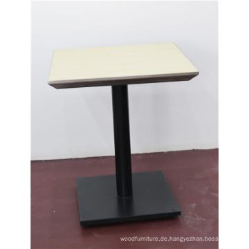 Hochwertiger Holztisch für Restaurant Cafe (FOH-CXSC46)