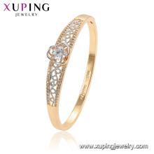 52089 xuping Женщины Экологические Медный сплав золото мода браслеты