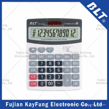 Calculatrice de bureau à 12 chiffres pour la maison et le bureau (BT-2501)