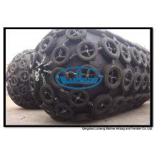 Garde-boue en caoutchouc avec chaîne de pneu