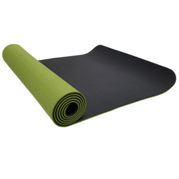 TPE Fitness Yoga-Kit Zweifarbige Trainingsmatten