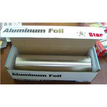 Алюминиевая фольга для пищевой упаковки Стандарт FDA