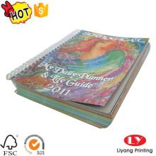 Colorido cuaderno YO para estudiante