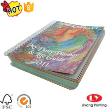 Colorful YO notebook for student