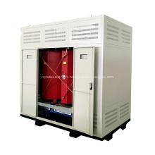 Transformateur de type sec en résine coulée à faible perte