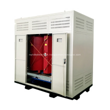 Transformador de tipo seco de resina de baixa perda