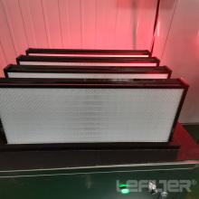 Filtres de poche rigides HVAC