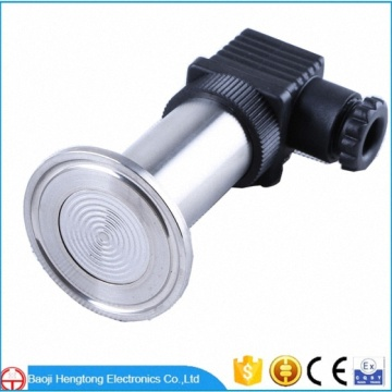 Diffuse-silicon Flush Diaphragm Pressure Transmitter For Gas