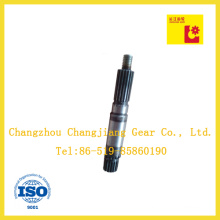 Axle Axes Gear Propeller Transmission Pline Steel Shaft