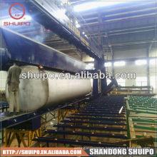 2014 High Q uality Tank Bending Steel Rolling Machine