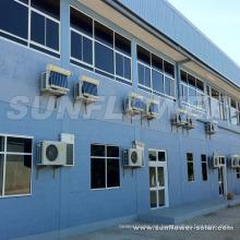 Acondicionador de aire solar china