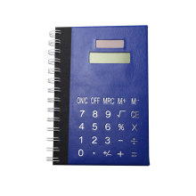 Solar Power Coil Notebook Calculator for Students
