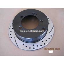 Amico 31147 solid rotors