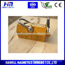 Operação manual de alto desempenho permanente levantador magnético