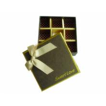 Boîtes de nourriture respectueuses de l'environnement personnalisées Boîtes de chocolat imprimées