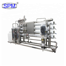 Automatic Pure Water Treatment Equipment Drinking Water Plant