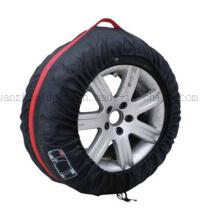 Couverture de pneu de preuve de l'eau de logo d'OEM avec la poignée