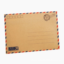 High Quality Customized Kraft Paper Letter Envelope Printing