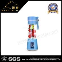 Hand Shaking Electrodomésticos Car USB Juicer & Smoothie Maker, mezclador de mini jugo de viajes