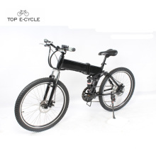 "Top E-cycle 26 ""Hummer Klapp-E-Bike versteckte Batterie"