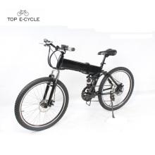 """Top E-cycle 26 """"hummer plegable batería oculta bicicleta eléctrica"""