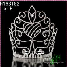 2015 Nouvelle couronne de tiare à la mode