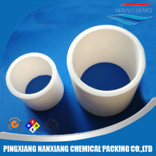Embalagem plástica da torre do rondom do anel de Raschig do plástico do PVC do PE dos PP