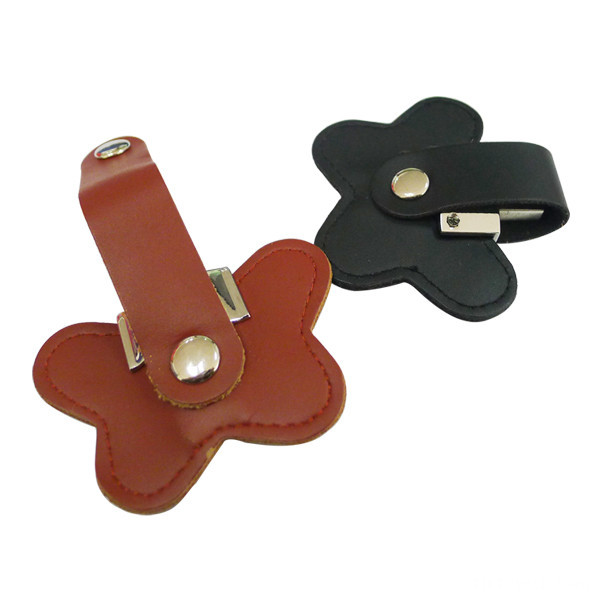 Leather USB Flash Drives