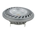LED Spotlight AR111 COB 16.5W 1600lm G53 AC/DC12V White Housing