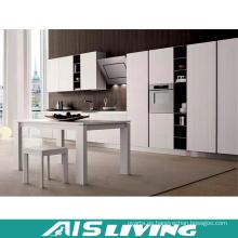 Apertura de mobiliario de gabinetes de cocina de diseño (AIS-K343)
