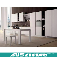 Opening Disign Kitchen Cabinets Furniture (AIS-K343)