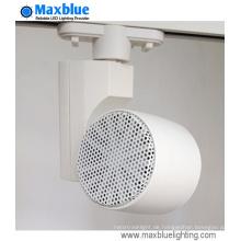 12W Nicht-Dimmable 1100lm Epistar COB LED Schienen-Licht